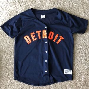 VS PINK detroit tigers jersey